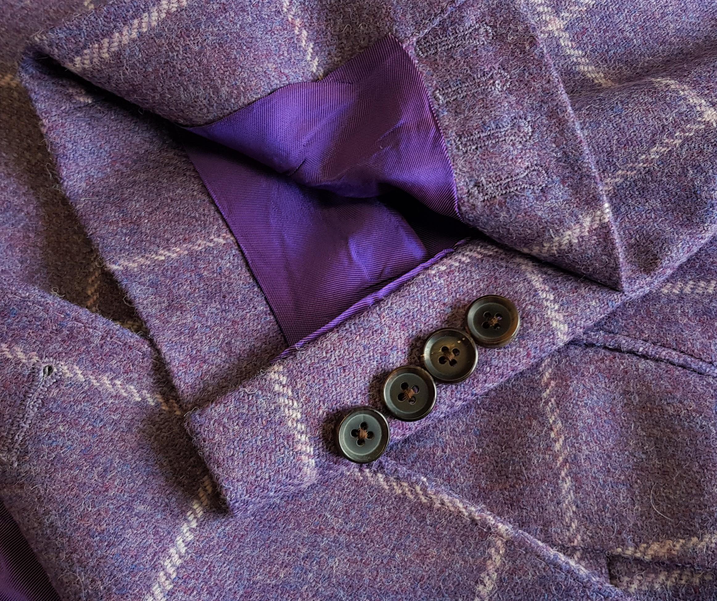 3 Piece Purple Check Tweed Suit (15).jpg
