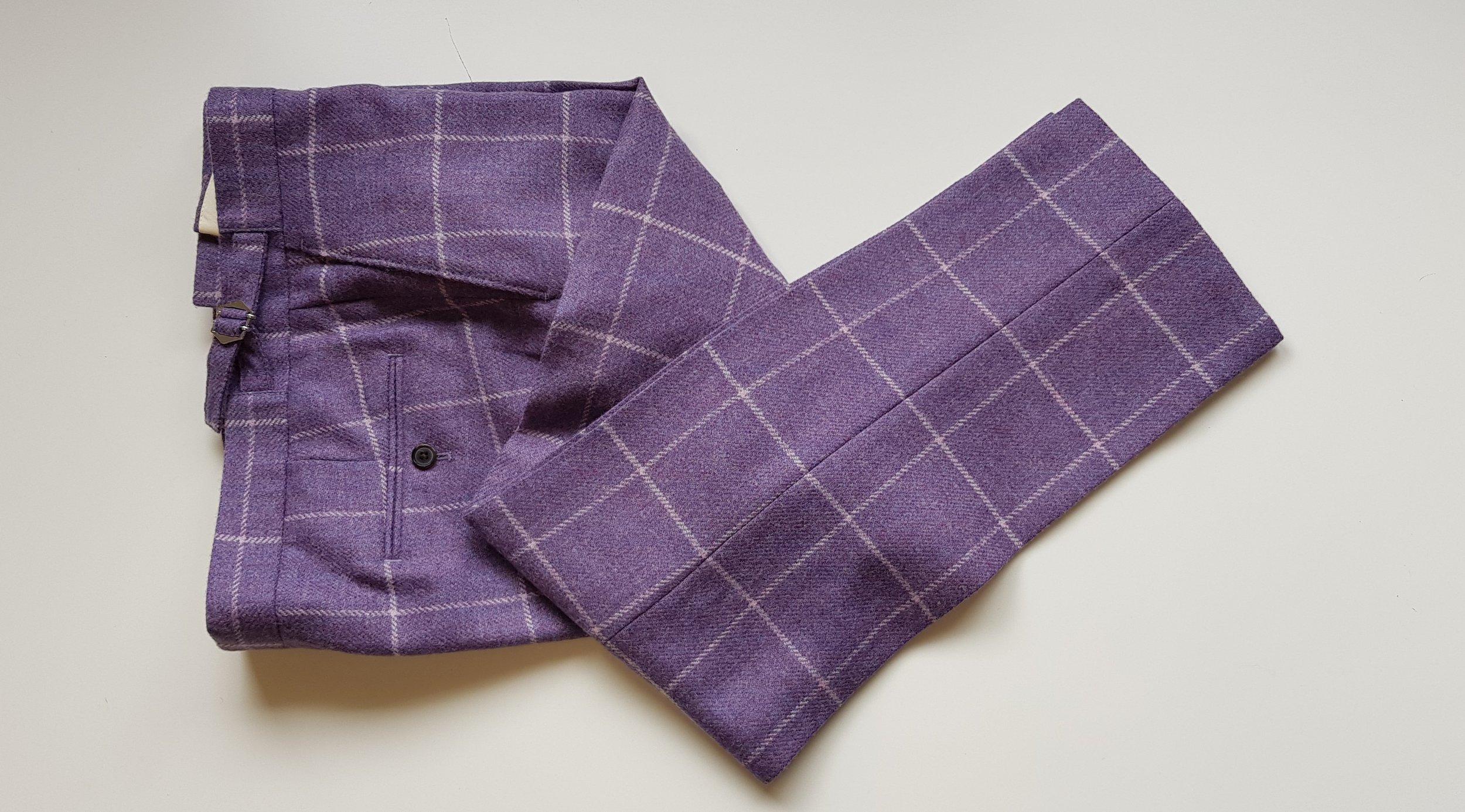 3 Piece Purple Check Tweed Suit (20).jpg