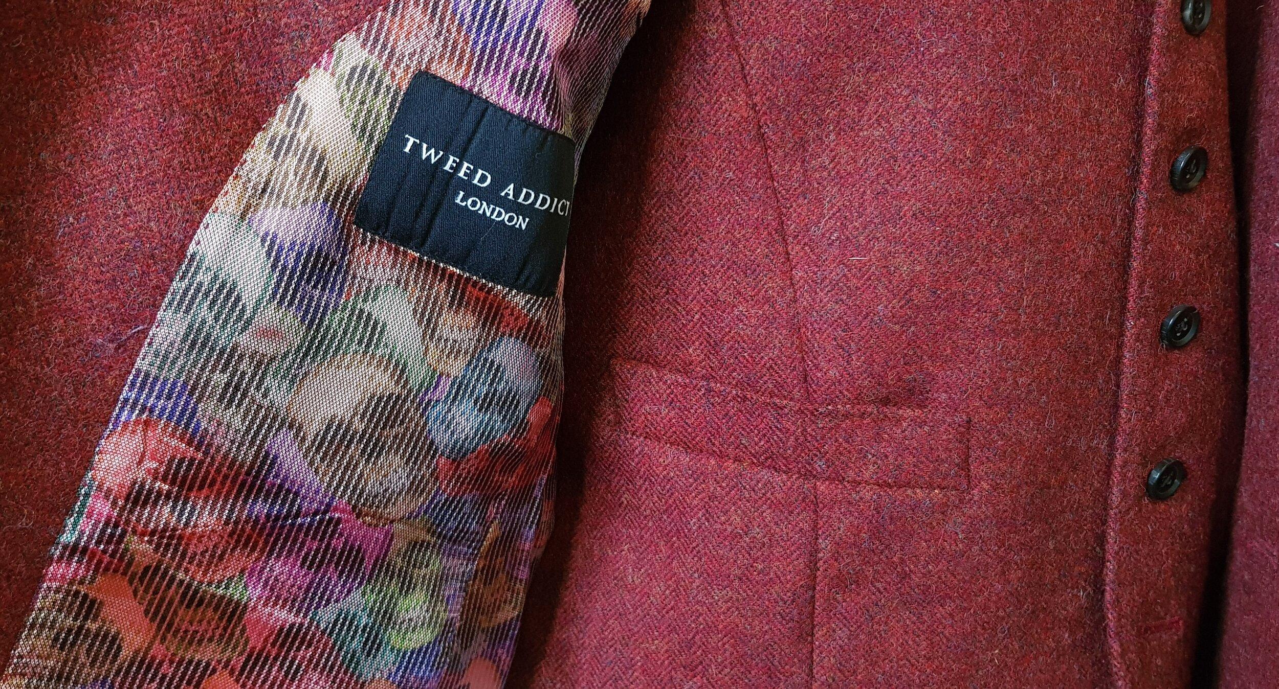 Raspberry Herringbone 3 Piece Tweed Suit (15).jpg