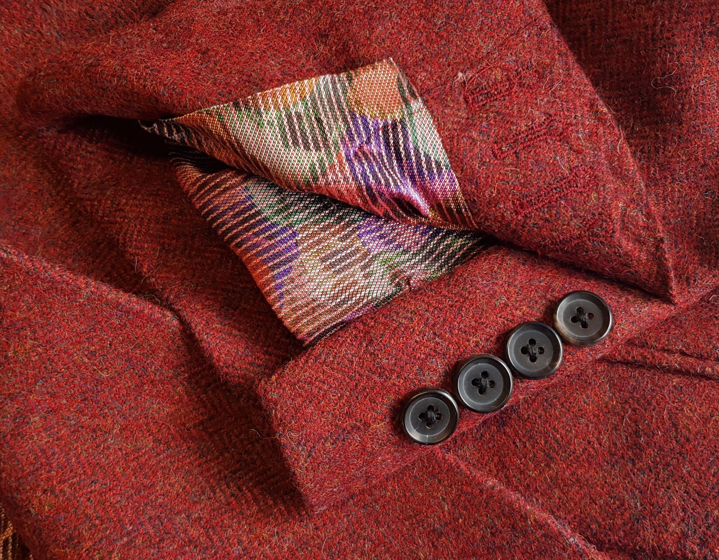 Raspberry Herringbone 3 Piece Tweed Suit (18).jpg