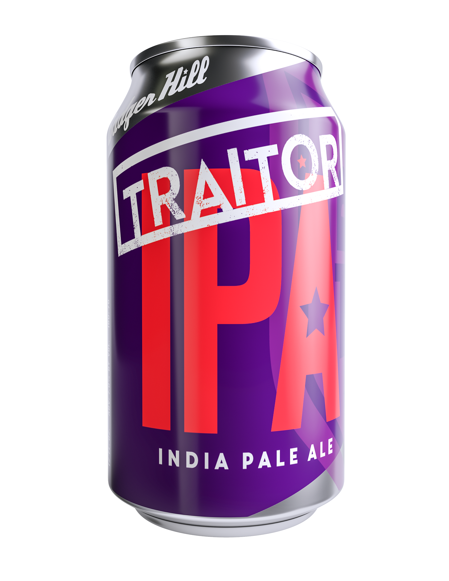 Traitor IPA - 7% ABV * 70 IBUOne person's traitor is another person's hero, and this IPA just might be yours. Part West Coast IPA, part not, Traitor rebels against style definitions. We let our hop lovin' wishes come true, with lots and lots and lots of Citra, Centennial, Cascade hops added throughout the brewing process, including dry-hopping, to give distinct hop flavor and waves of aroma. Go ahead….Betray Your IPA.AVAILABLE: Draft and 6-Packs