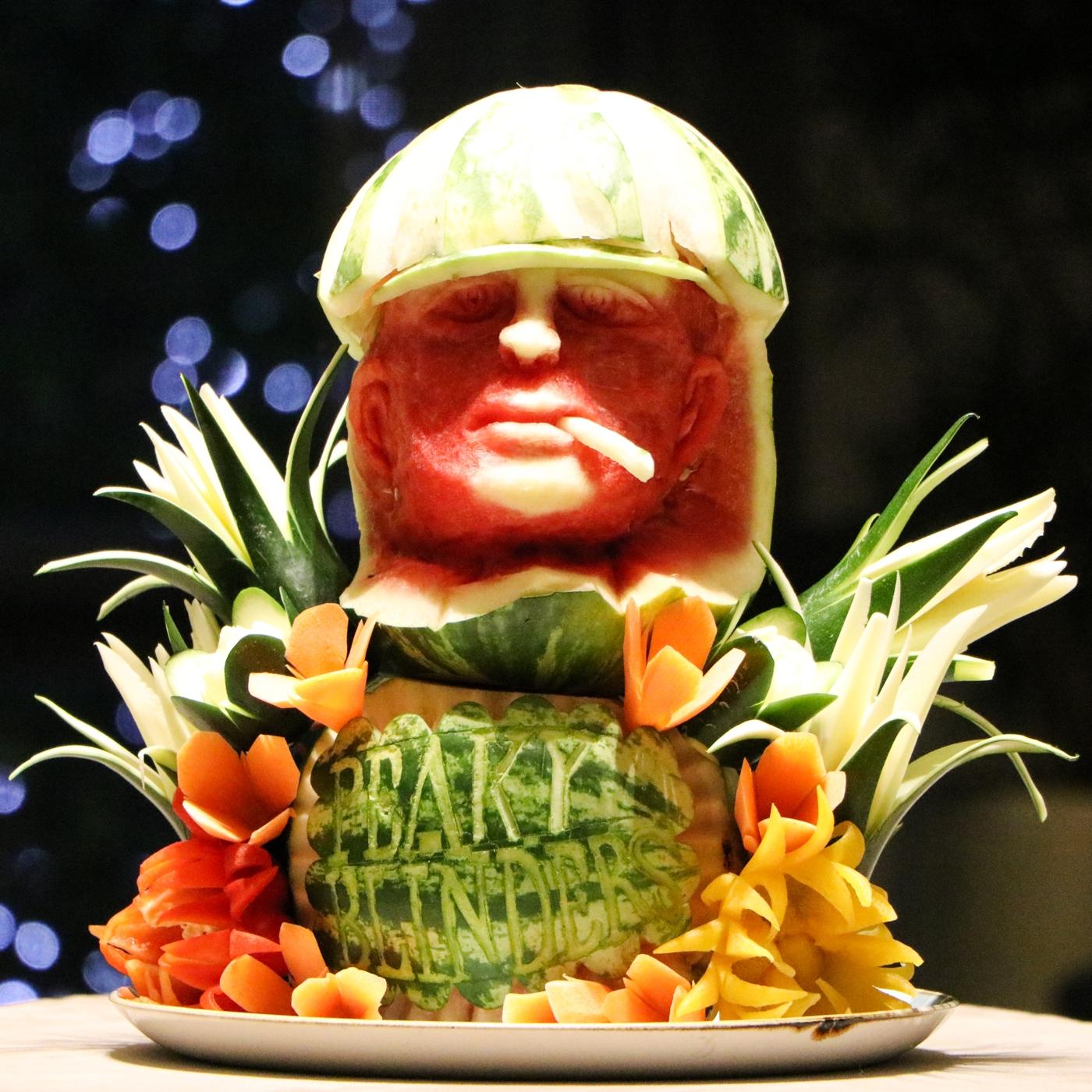 Peaky blinders carved fruit 4.jpg
