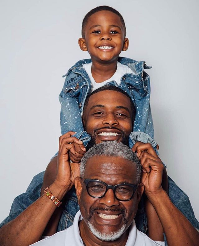 Happy Fathers Day to allllll of the amazing Dads. We love, appreciate, and honor you on this day. We see you Kings 👑