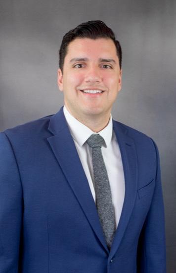 Richard Delgado     Senior Analyst