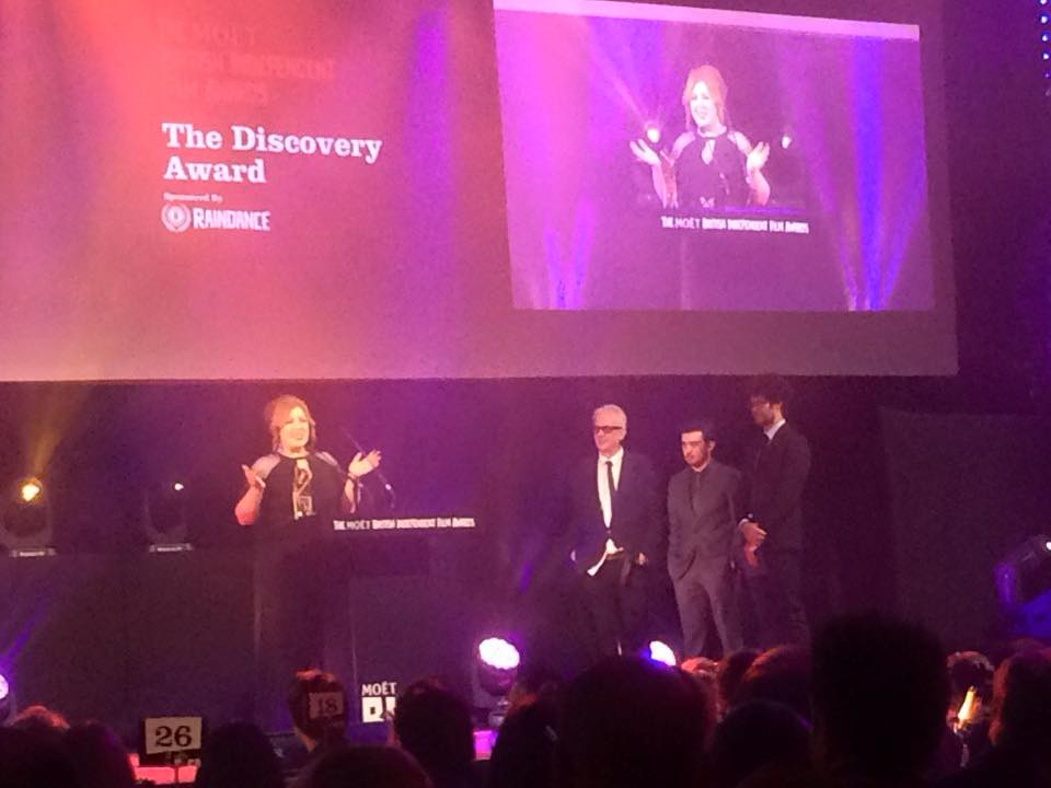 Winner: Discovery award, BIFA