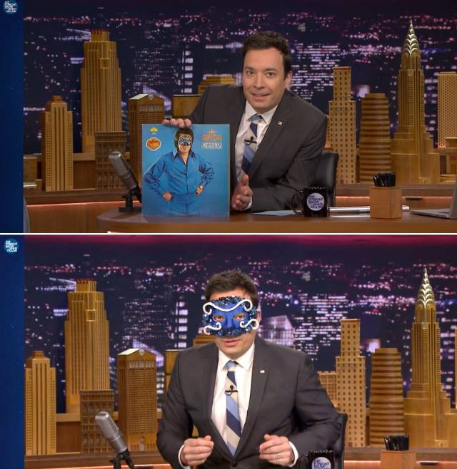 Jimmy Fallon is Orion