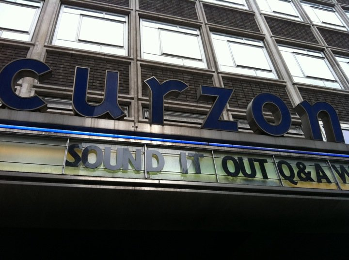 Screening at Docdays - Curzon Soho