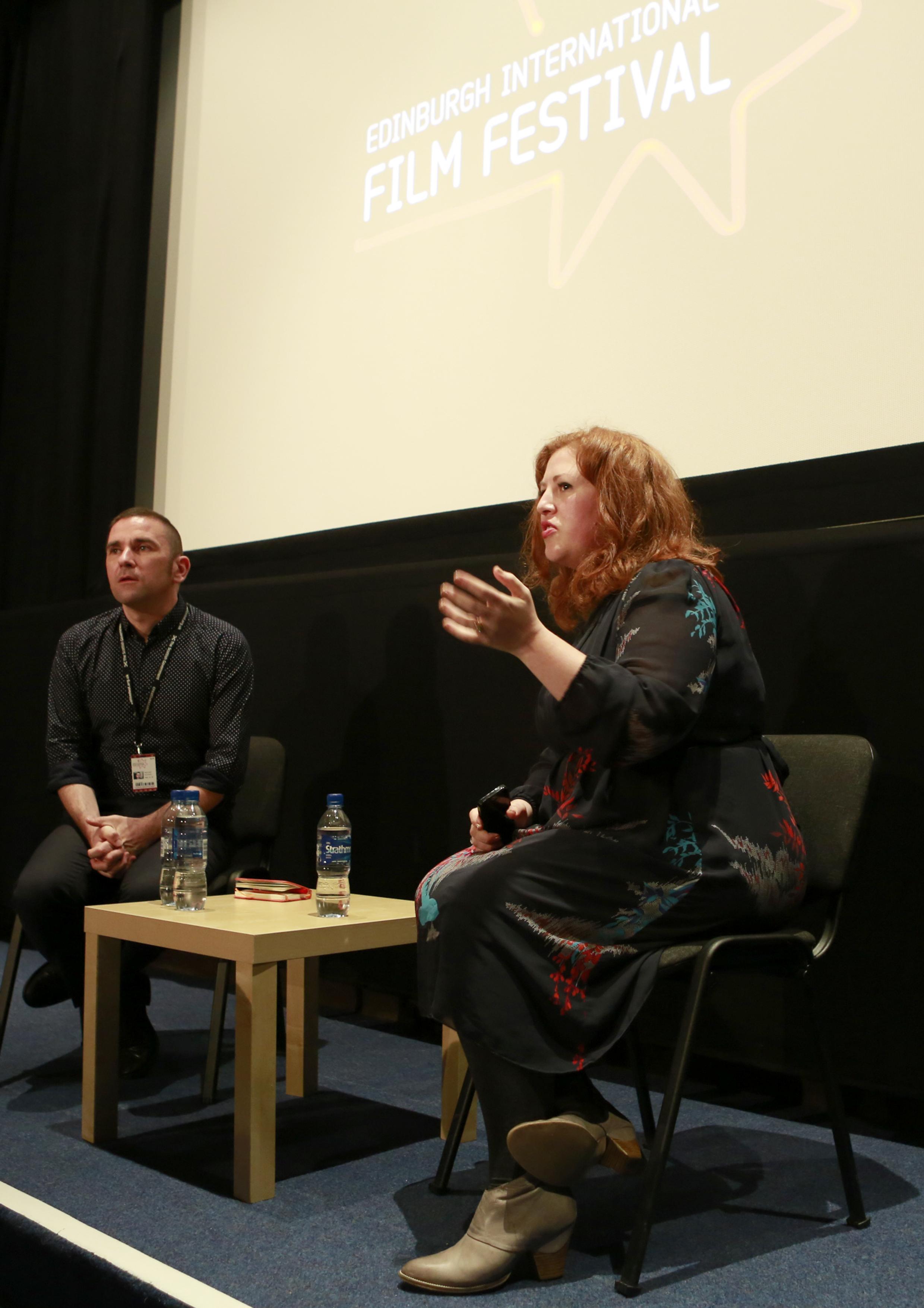 Masterclass at Edinburgh International Film Festival