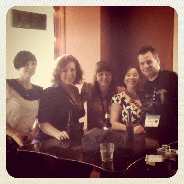 SIO team at SXSW
