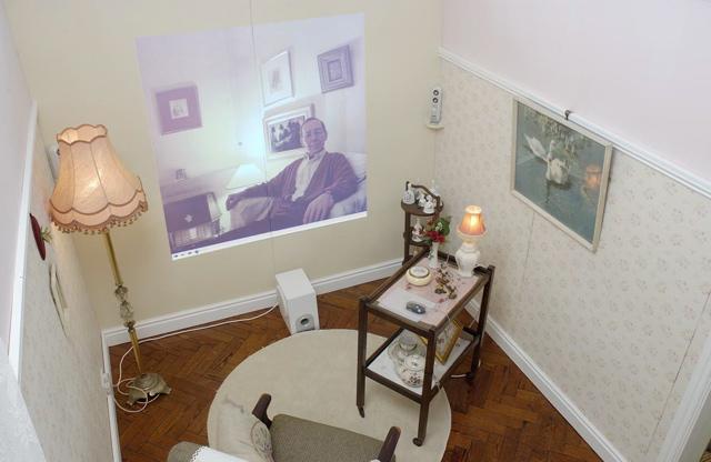 Installation - UK room