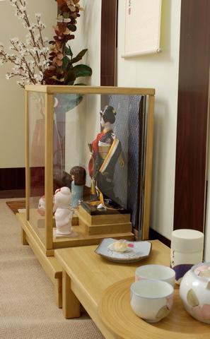 Japanese room detail