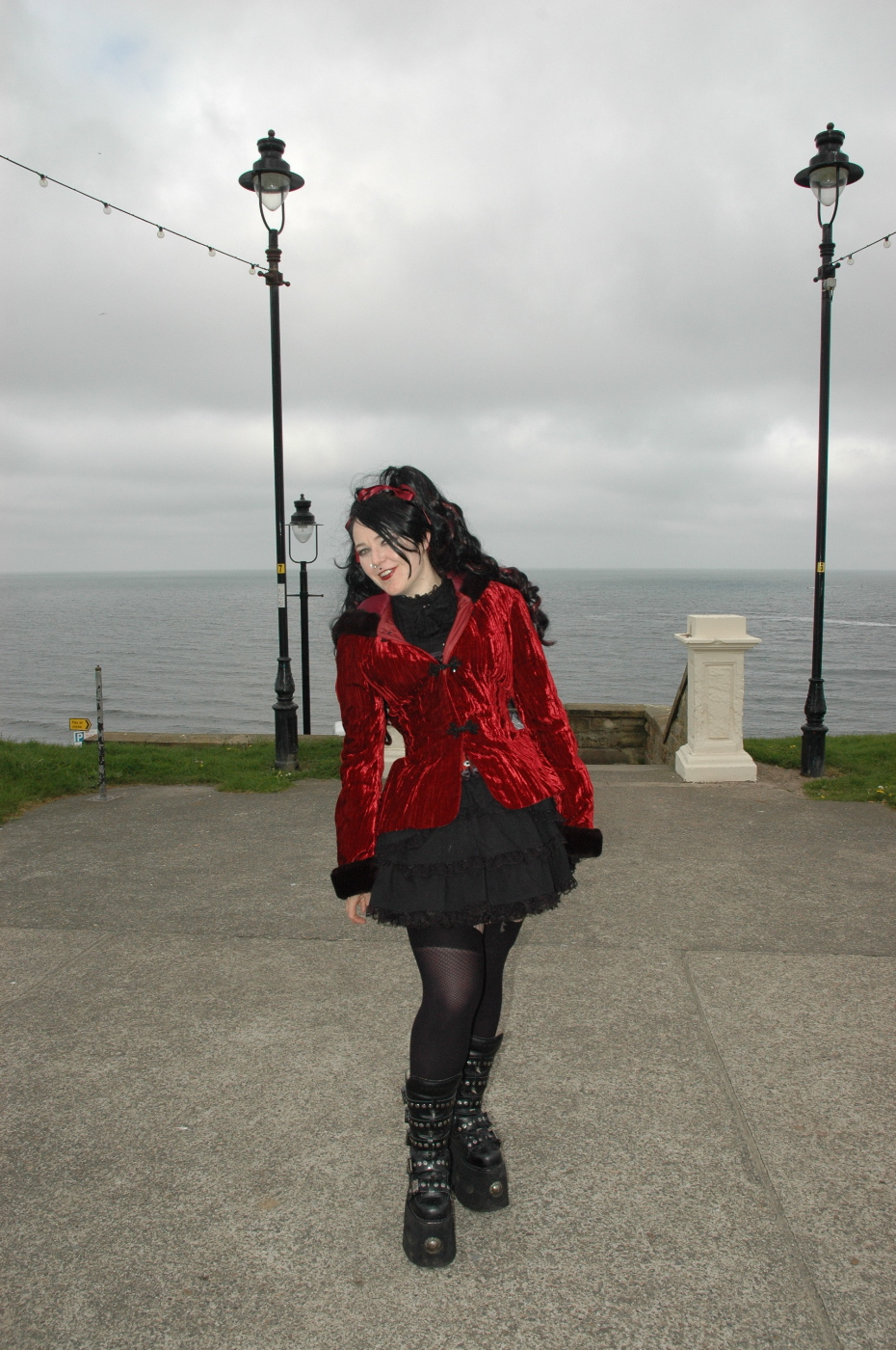 Whitby Goth Weekend, UK
