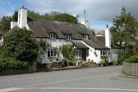 The Pandy Inn, Dorstone.