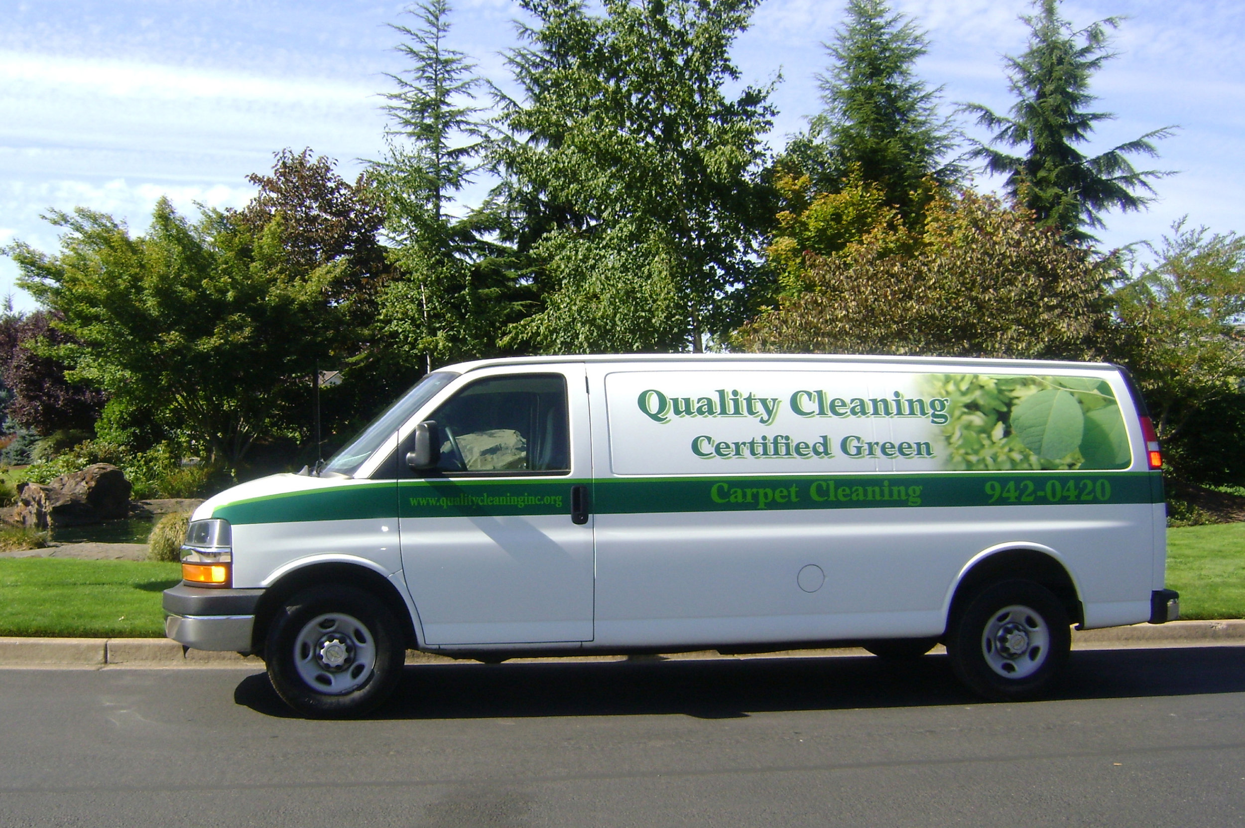 Quality Cleaning, Inc
