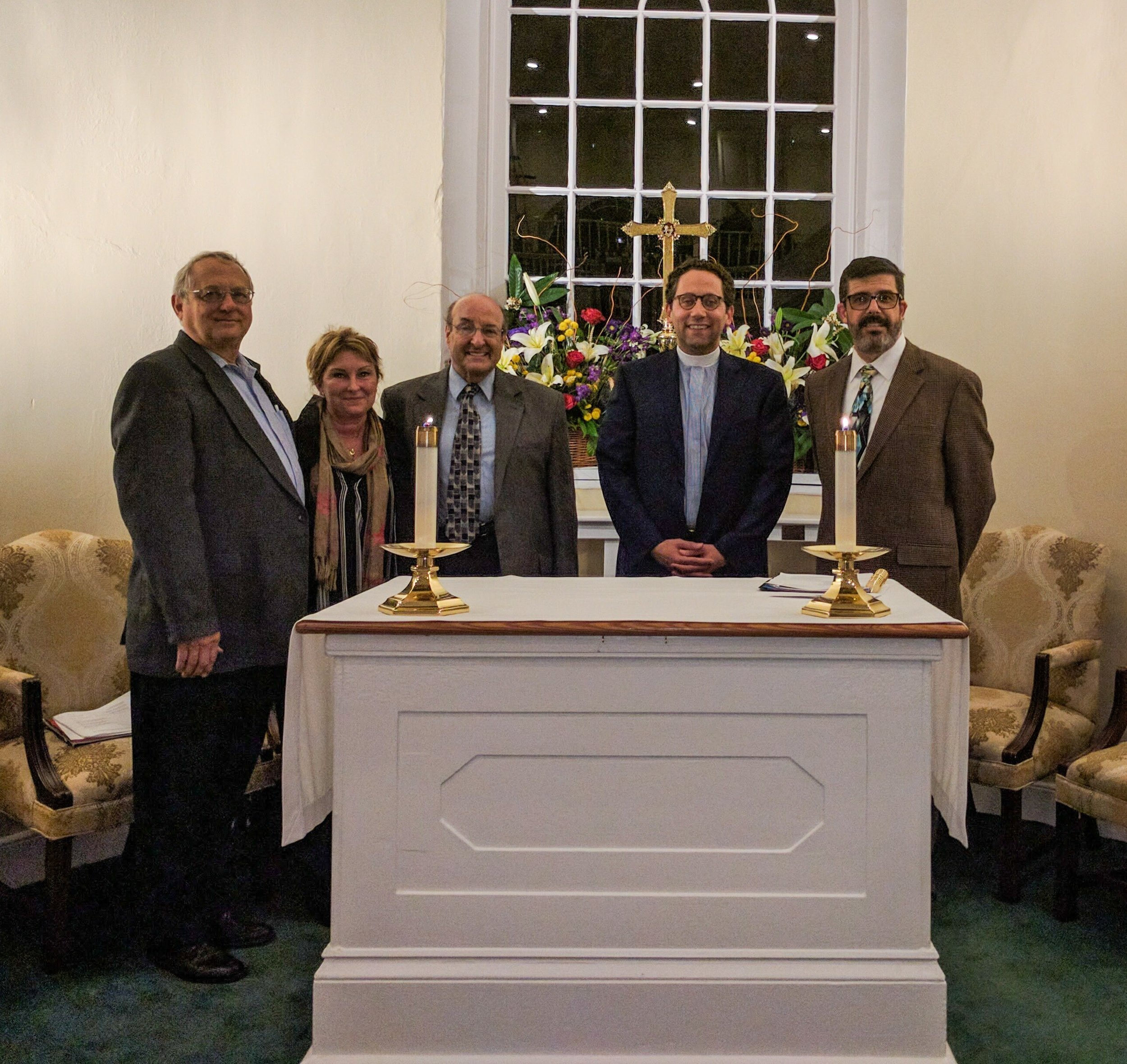 2017 Thanksgiving Service held at St. Stephen's Episcopal Church.