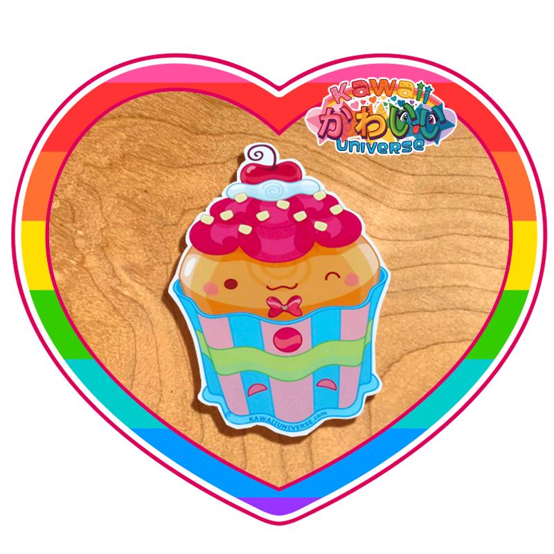 kawaii-universe-cute-cherry-cupcake-sticker-pic-01.png