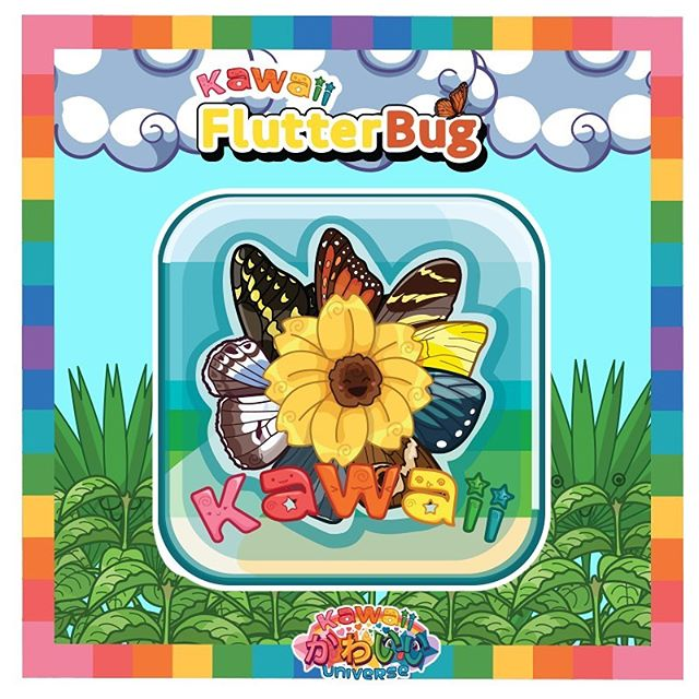 """Kawaii FlutterBug - Game / App launched today!"""" It just charted #109 for Top Casual Games in the App Store. #top200games  https://apps.apple.com/us/app/kawaii-flutterbug/id1468673418  So excited to share with you a latest expansion inspired by one of my classic nature projects that I did for City of Miami a bit ago.  I would like to bring to your attention that this is an INDEPENDENTLY designed, created and produced application by one person from start to finish, namely me.  The reason I bring this up you could  assume that this was created by a whole team of people.  My main goal is to bring awareness to native Florida Butterflies in a beautiful visual arts environment. In Kawaii Universe contemporary arts meets technology and education all the time this is just one more facet.  You can let me know your feedback on my Facebook page  https://m.facebook.com/KawaiiFlutterBug  If you come across a couple of minor glitches, please forgive me. :P I'm updating them as we speak. This is the first version of what will be a constantly evolving game / adventure.  Support @Kawaiiuniverse with your $1.99 download ; I have no ads in the app."""