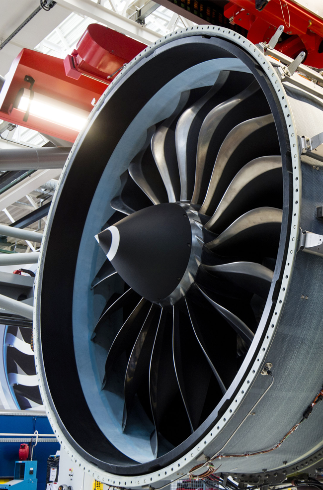 Aero Engines - AVIATION INDUSTRY