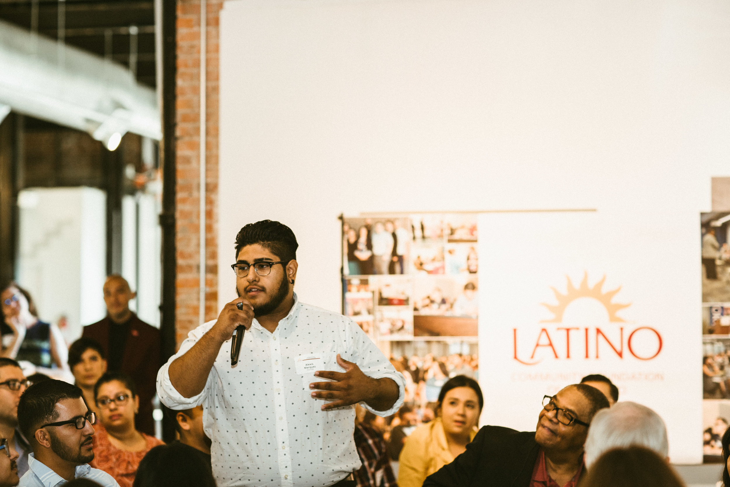 Telling our story forum: Visión 2020: Latinidad en Colorado - Sunday, September 15 —DenverDomingo, el 15 de septiembre - Denver