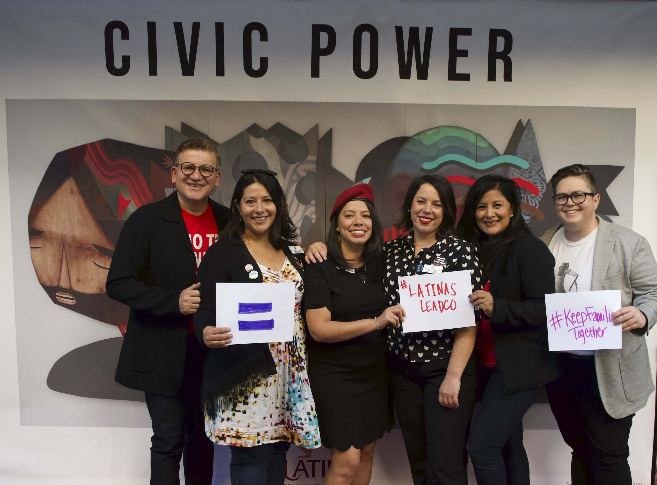 civic power and Civic Engagement  - Action leads to Change