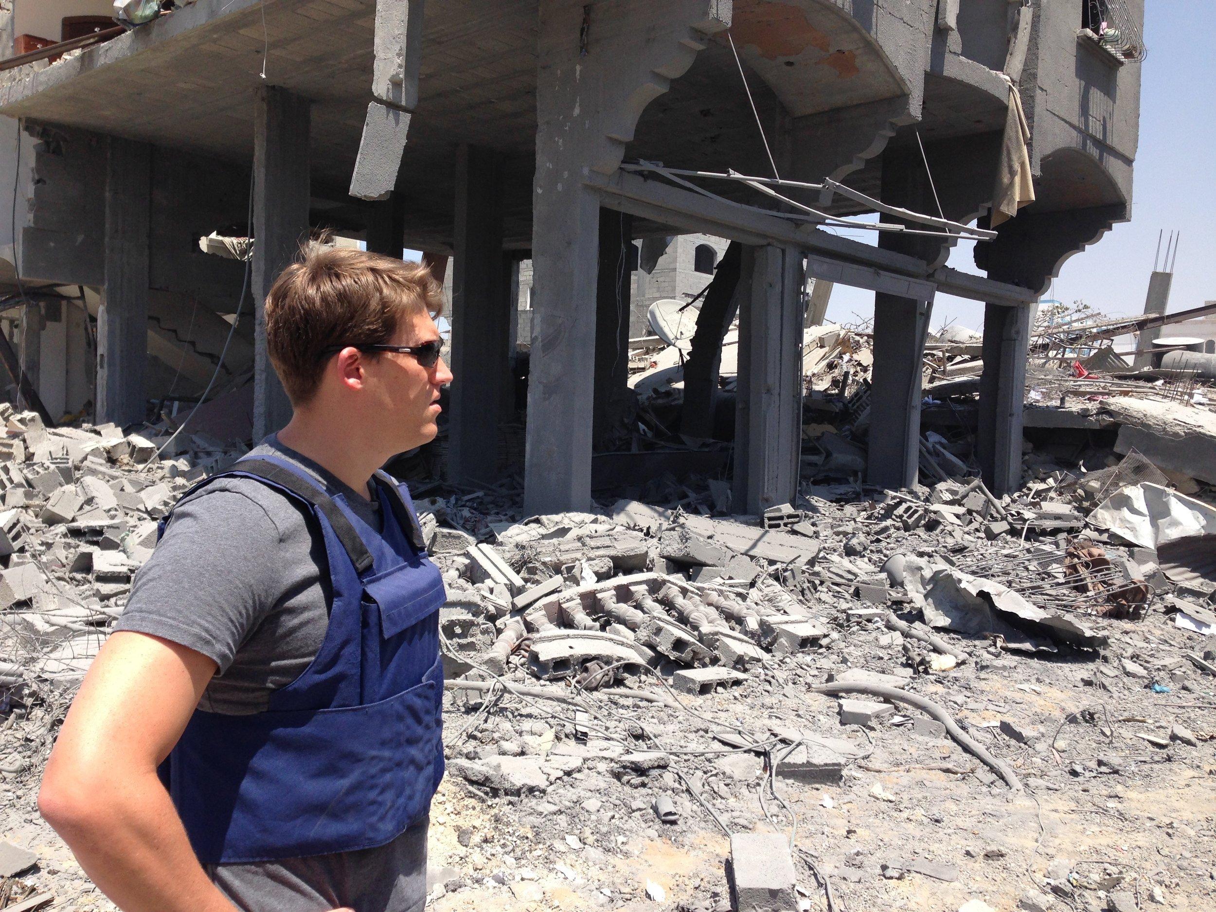 Gaza Strip, 2014 War