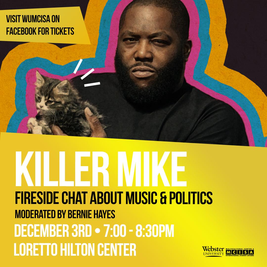 Killer Mike Poster