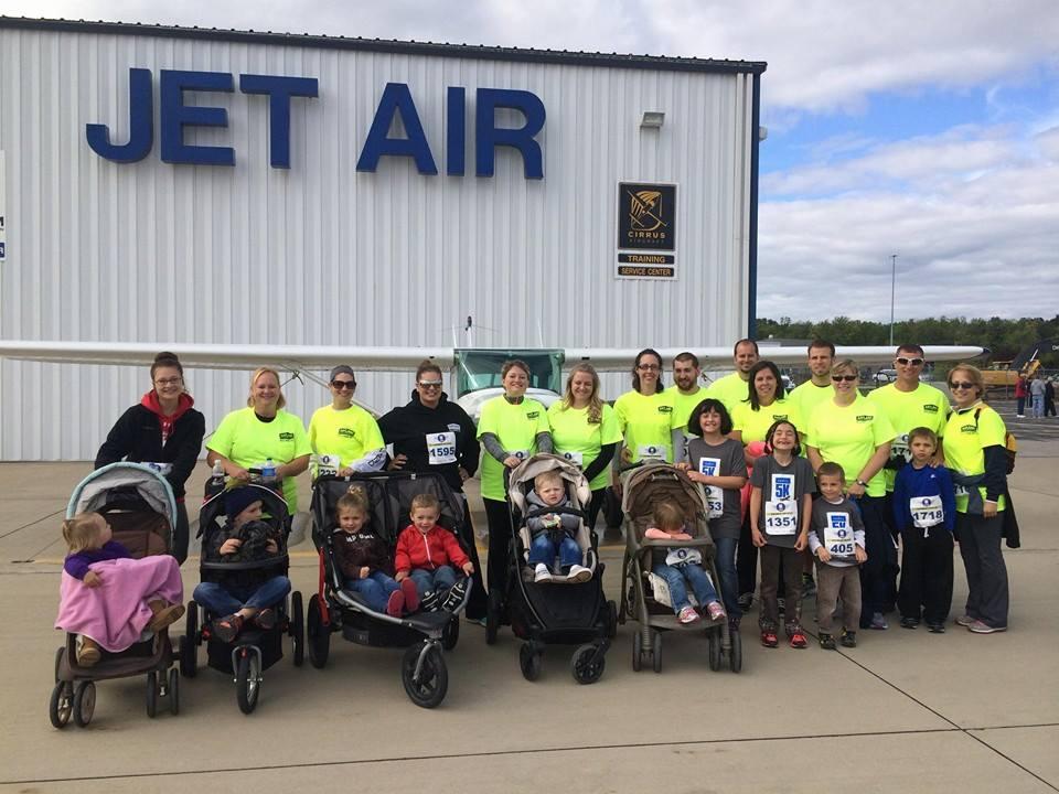Alan Timmerman, Jet Air Group -