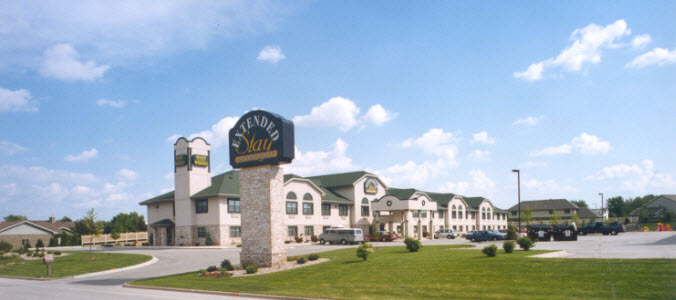 EXTENDED STAY - GREEN BAY, WISCONSIN