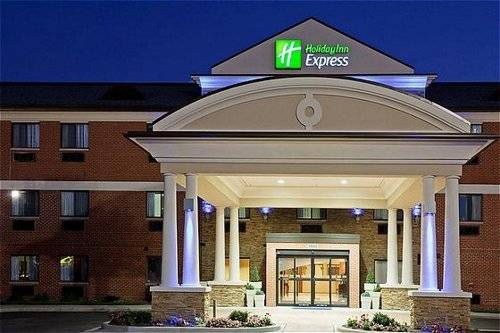HOLIDAY INN EXPRESS - SHEBOYGAN, WISCONSIN