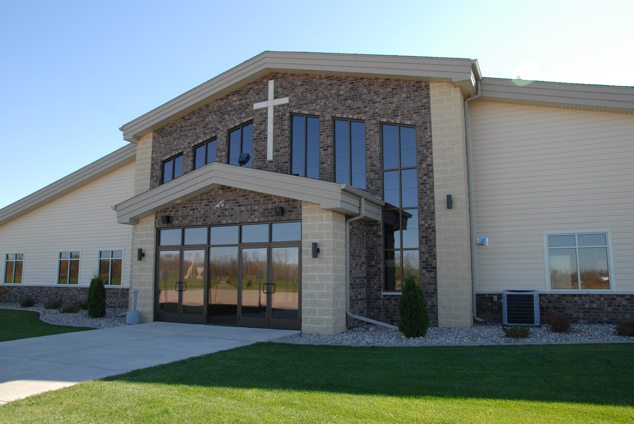 HOPE COMMUNITY CHURCH - SHAWANO, WISCONSIN