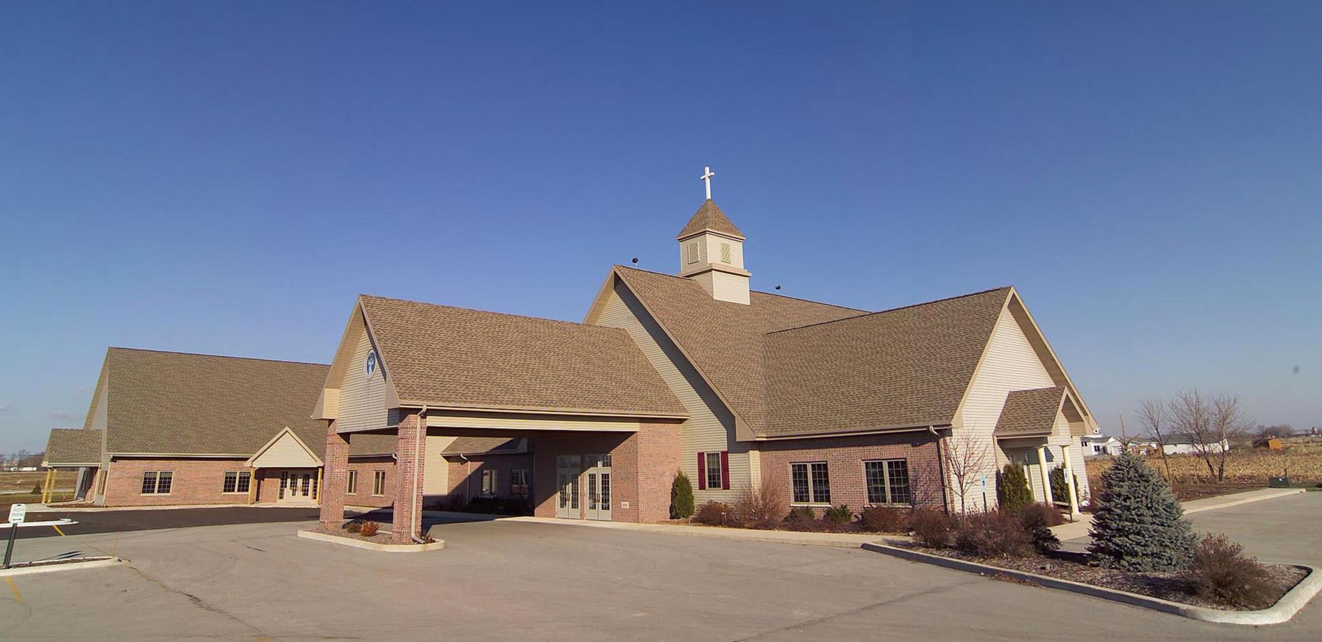 MESSIAH LUTHERAN CHURCH - GREEN BAY, WISCONSIN