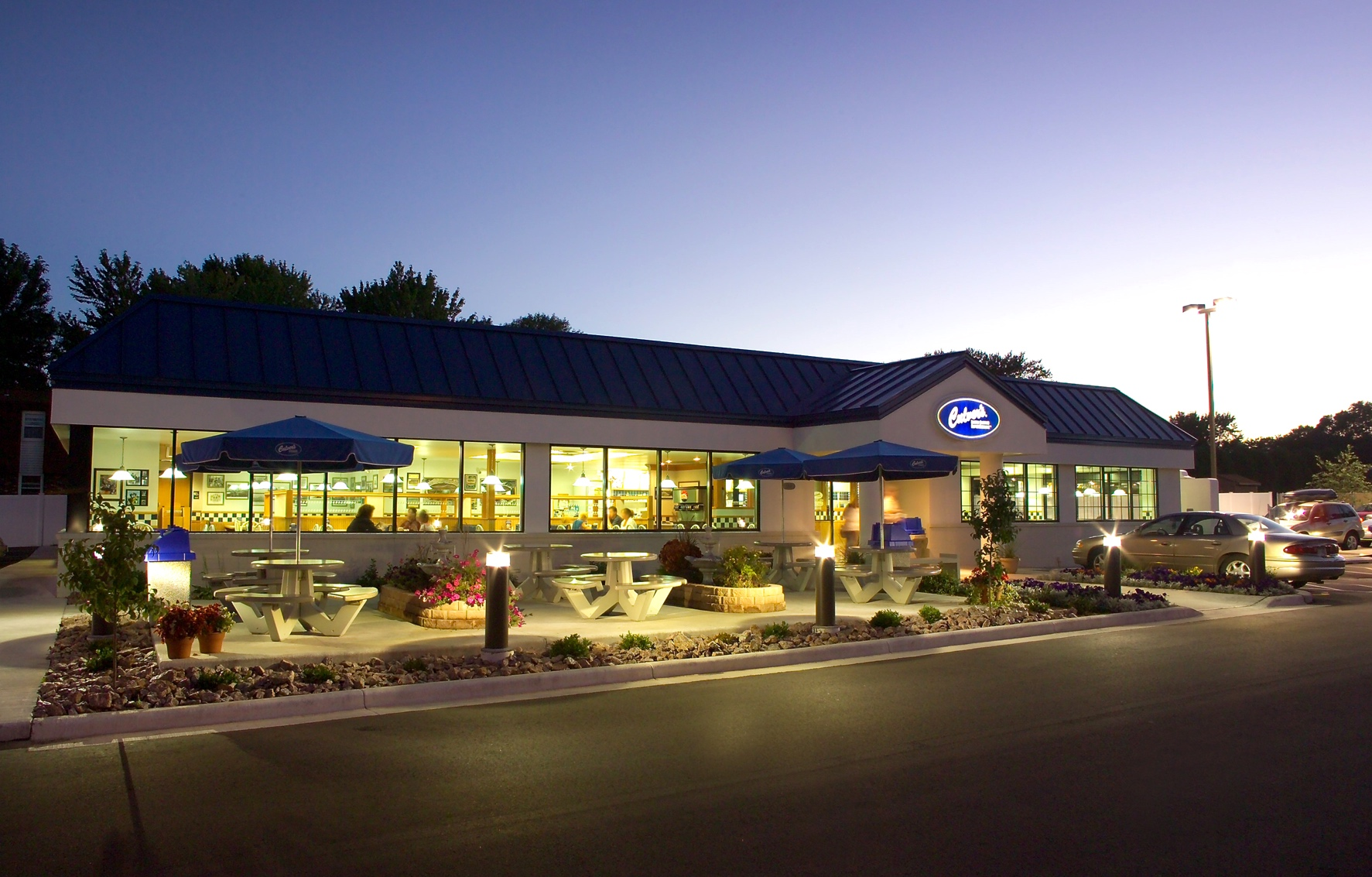 CULVER'S WEST GREEN BAY - GREEN BAY, WISCONSIN