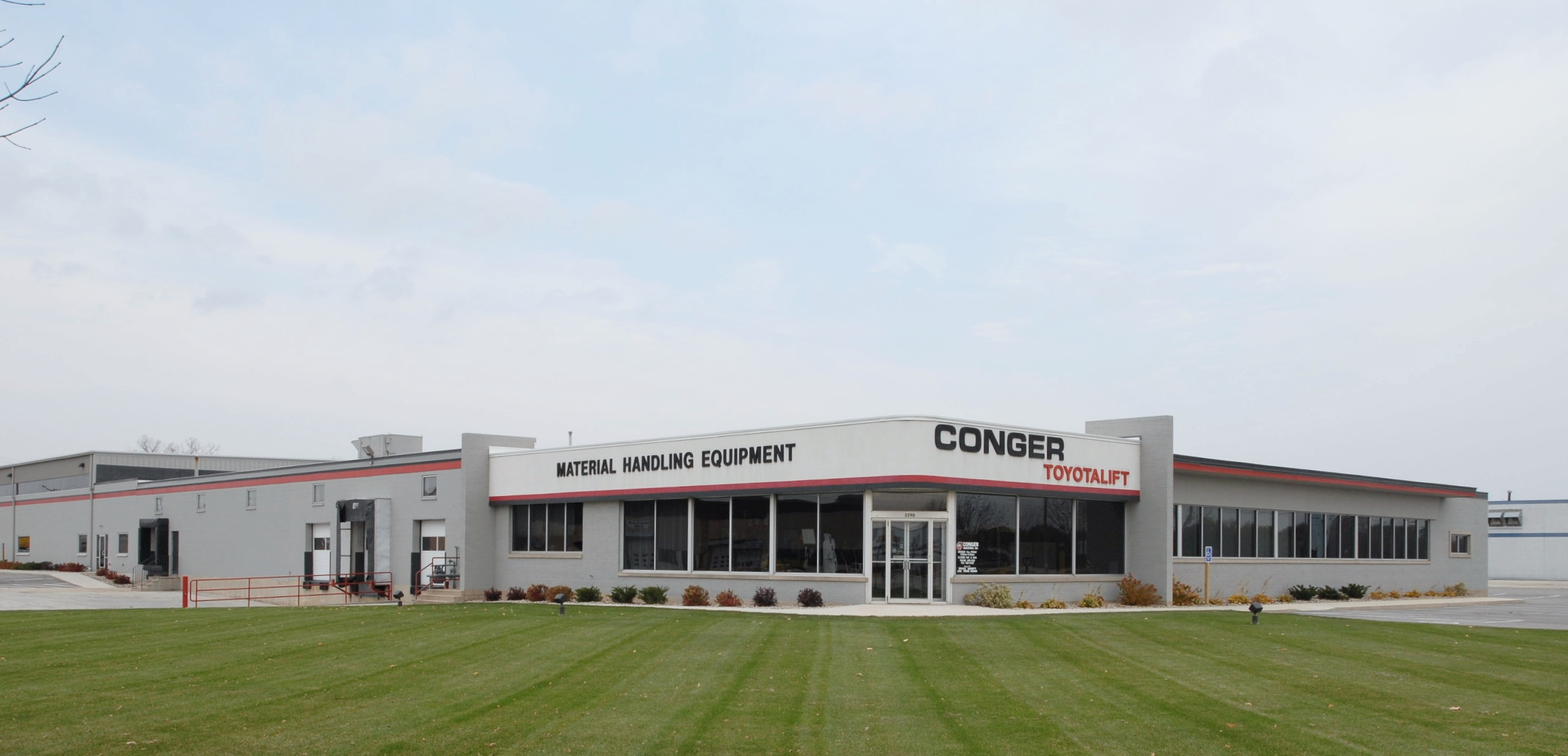 CONGER TOYOTALIFT - GREEN BAY, WISCONSIN