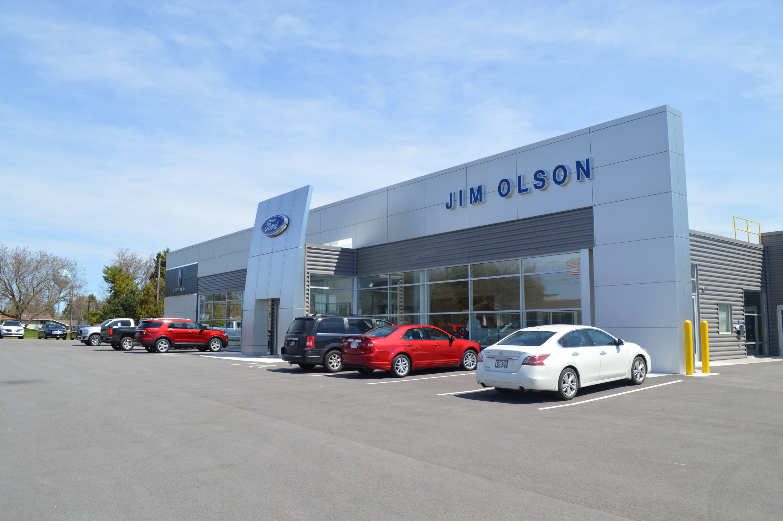 JIM OLSON FORD LINCOLN - STURGEON BAY, WISCONSIN