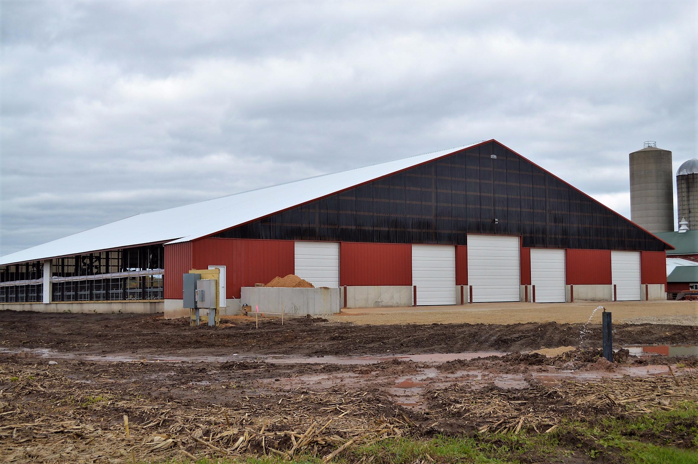 SCHUELKE HILLSIDE FARMS - FREMONT, WI