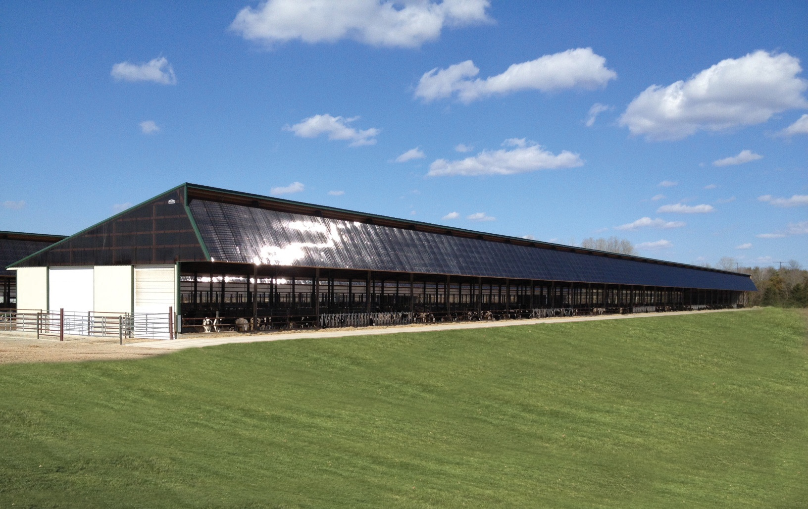 JACOB BROTHERS CALF FACILITY - CECIL, WI