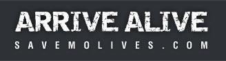 Arrive Alive Logo