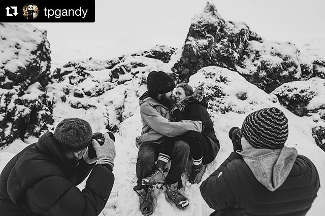 Hopefully it won't be as cold in Europe! But the creative juices will flow just as much! Come join us. Booking Belgium+France and Cuba. . #Repost @tpgandy . . . . . #iceland #msphotographer #documentary #toomanyphotographers #dammitdanny #nikon #thecollectivewander #explore #cold #imnotbuiltforthis