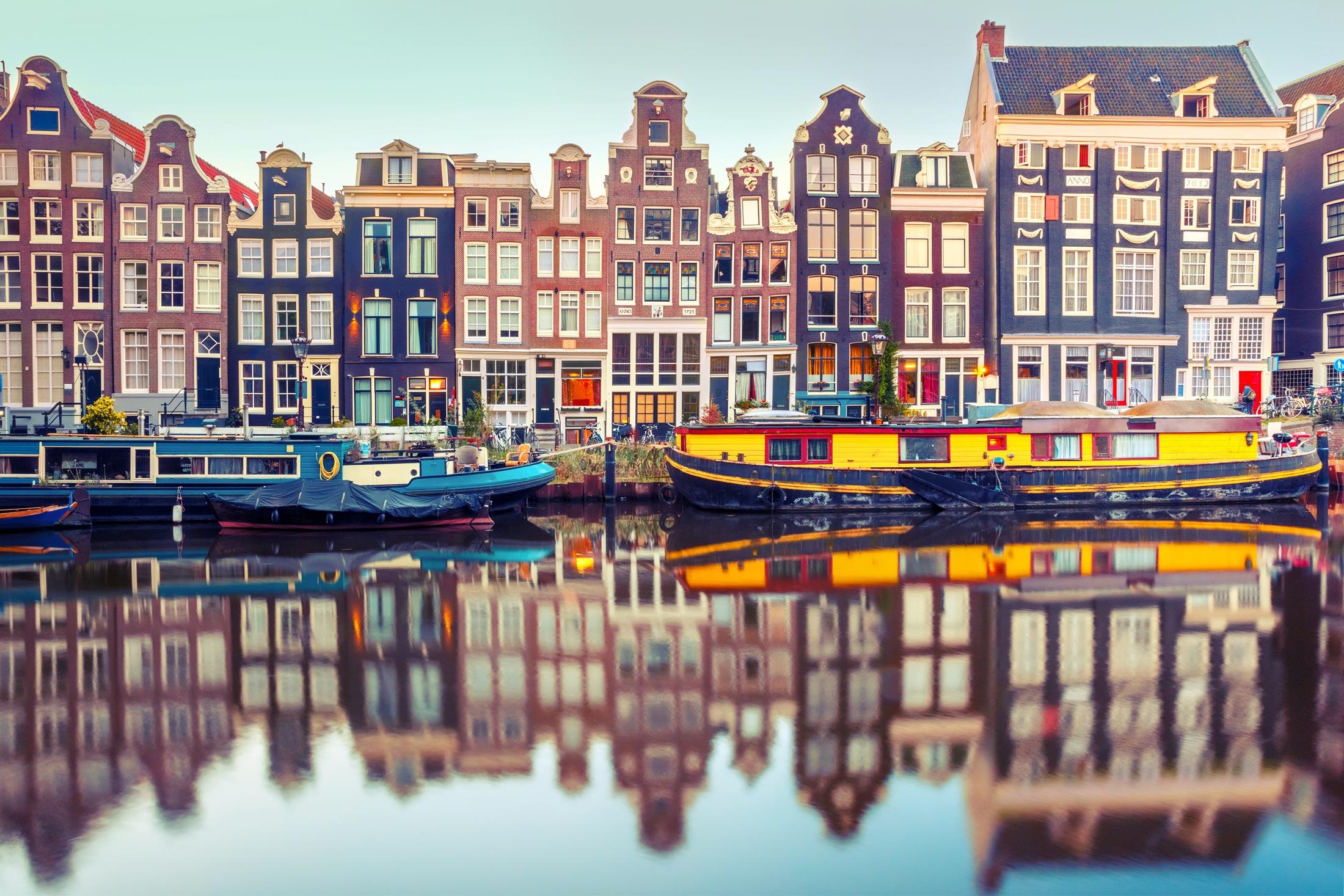 Amsterdam, NetherlandsOne of the worlds best small cities -