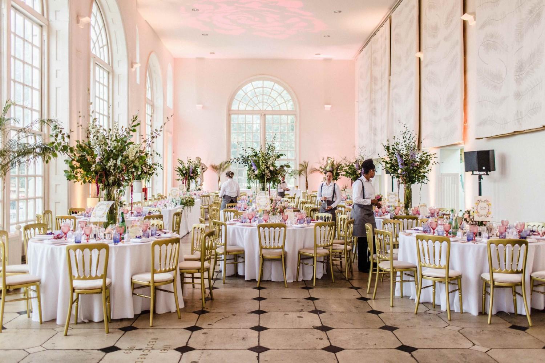 Kew Gardens Wedding