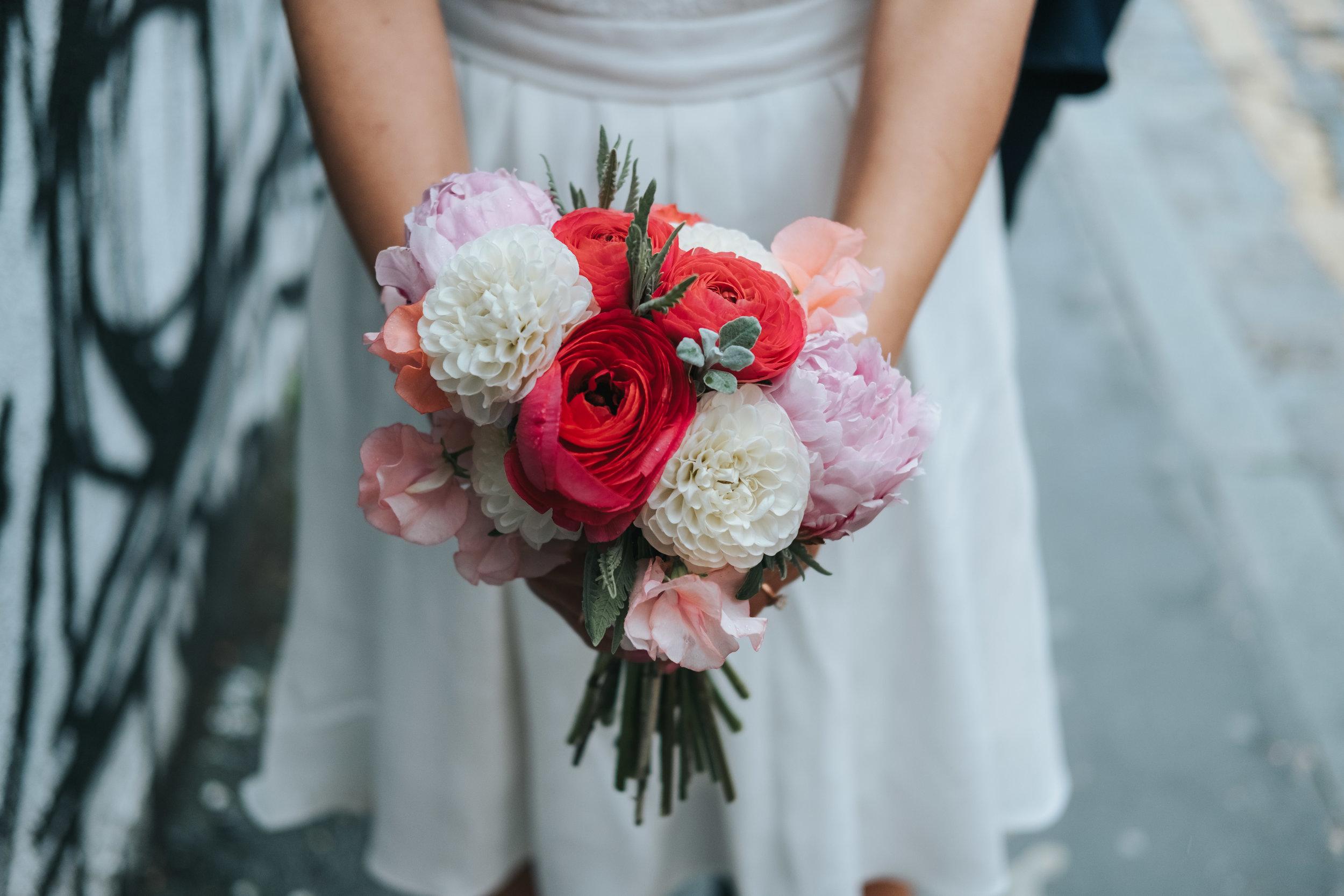 Bridal Bouquet late April