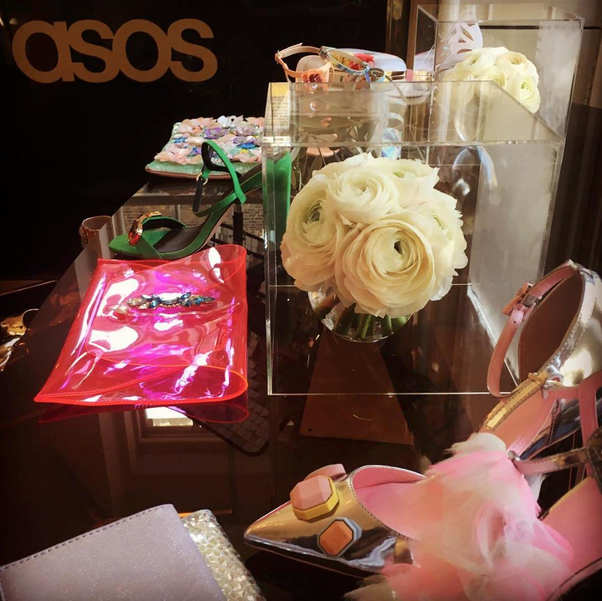 Asos Press Launch