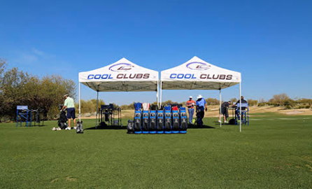 Cool Club Fitting - Cool Clubs is the world's premier golf club fitting company. They utilize leading technological innovations, the latest brand name equipment and expert personalized service to elevate the golfer's game to higher performance levels. Fittings package includes: driver fitting, long game fitting, and iron fitting.