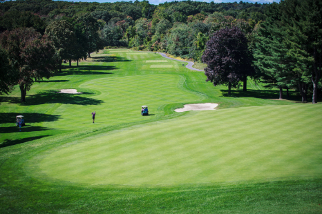 Golf at Belmont CC - Enjoy a round of golf at Belmont Country Club. Threesome accompanied by a member.