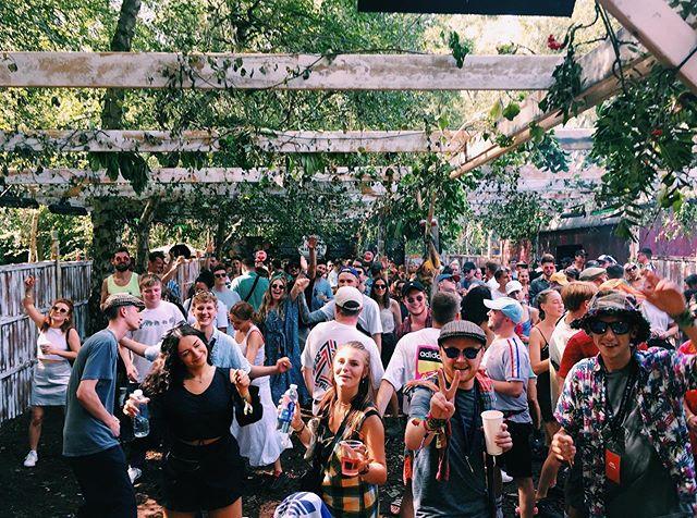 ✨🌳🌞// What a weekend @lostvillagefestival • #lostvillage2019 #festival #woods #disco #dance #rave #sun #friends #lostvillage #dj