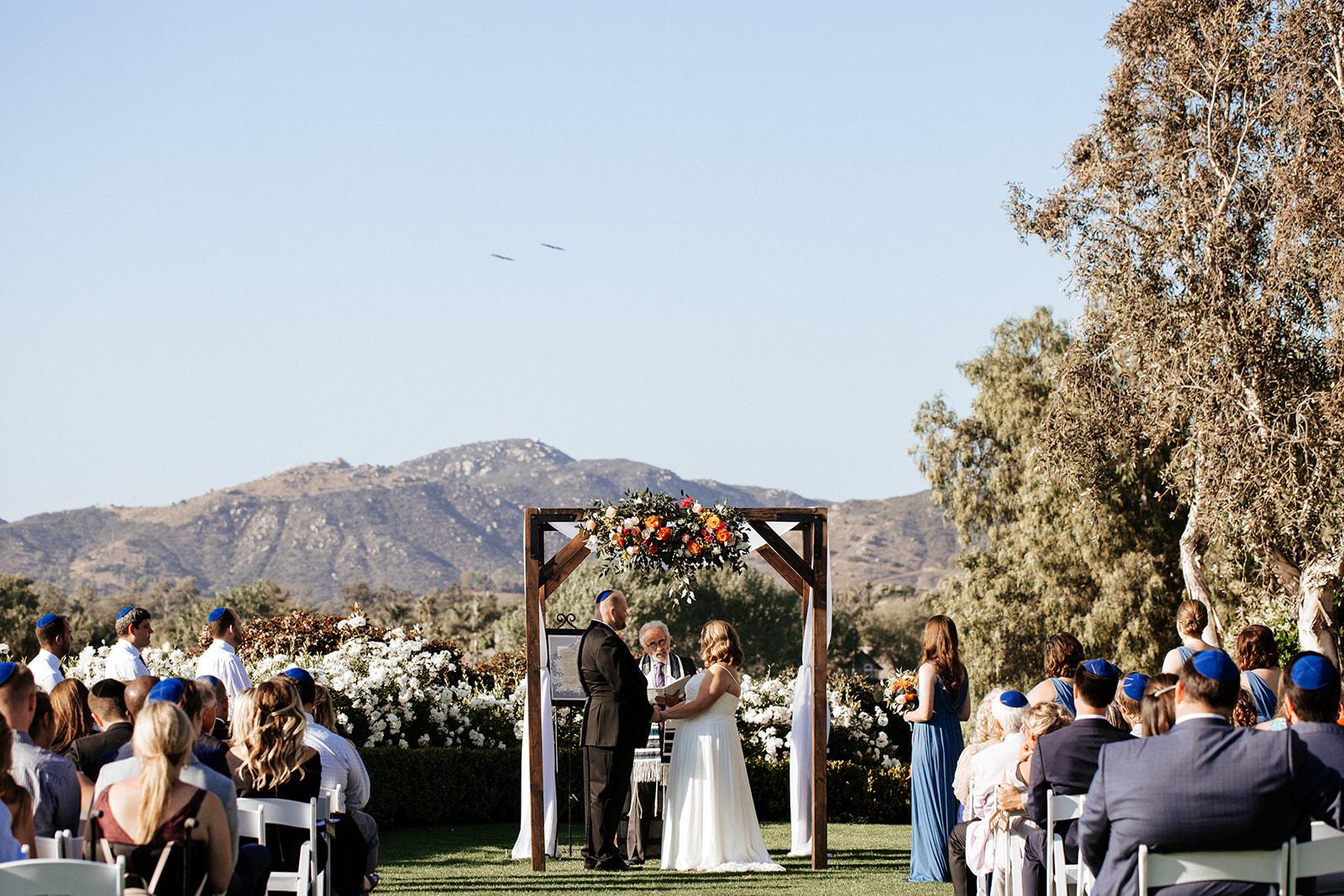 san diego wedding ceremony