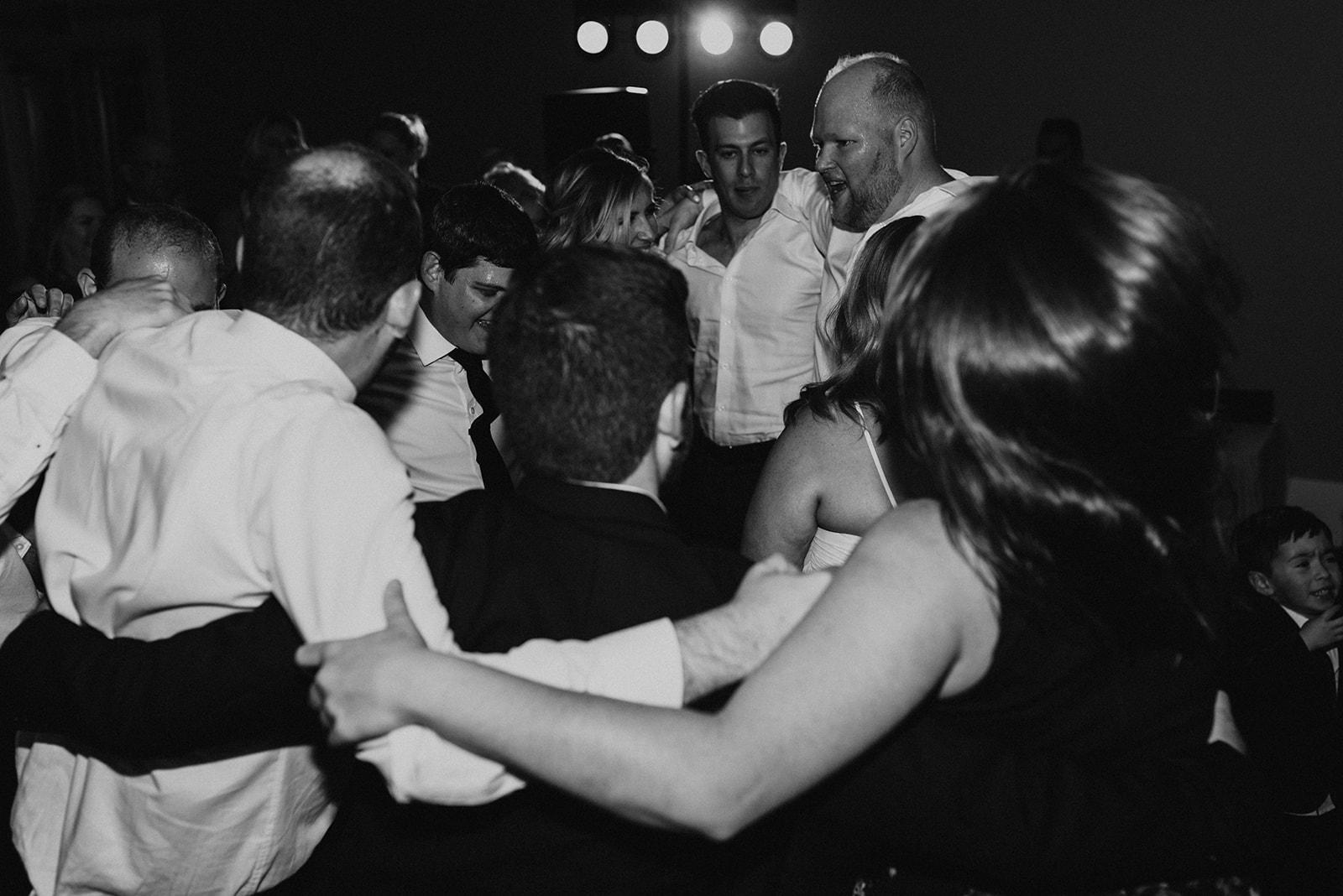 wedding hora dances