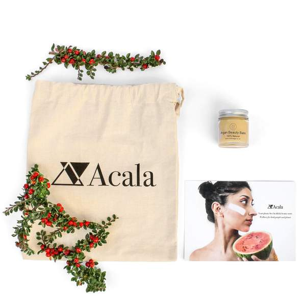 Acala offer a wide range of zero waste beauty products, from