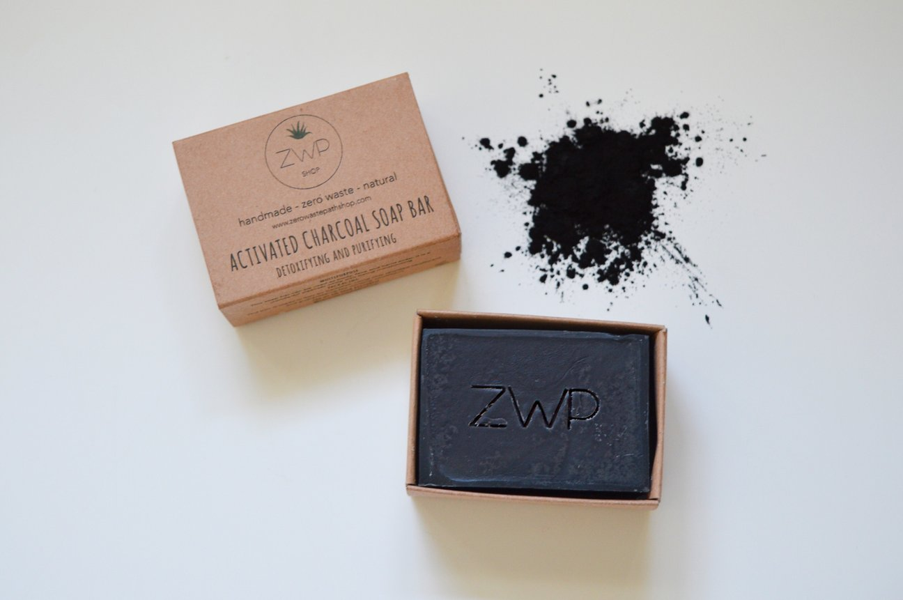 Zero Waste Path Shop - Founder Bianca & Giulio  A sustainable couple turned soap-makers. We love their homemade, cruelty-free, ethical, zero waste products and transparent supply chain.