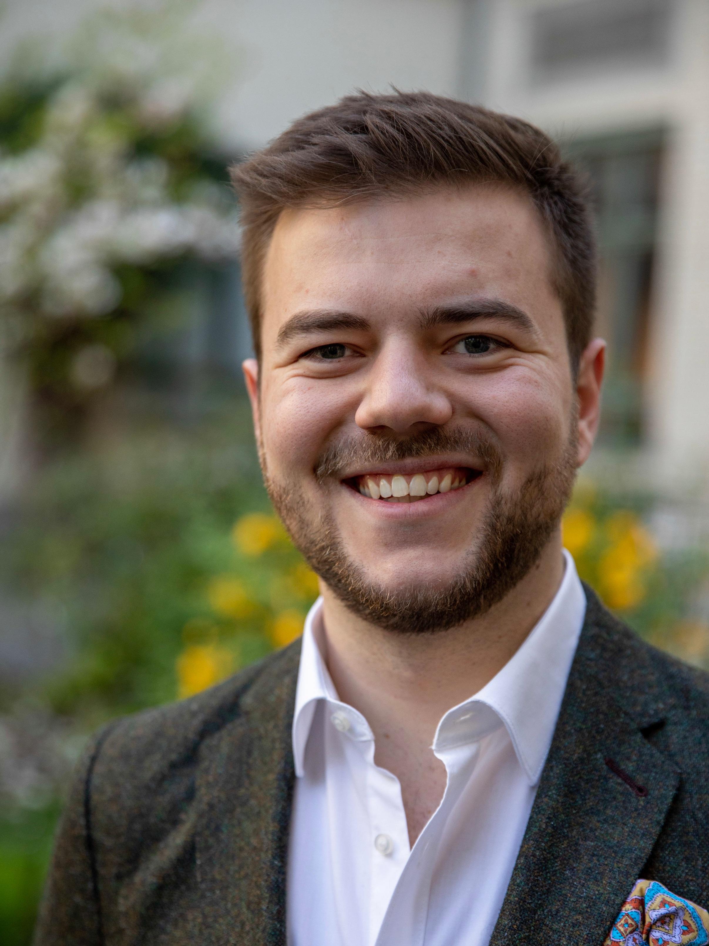 Tobias Martetschlaeger, Partner     Meet Tobias